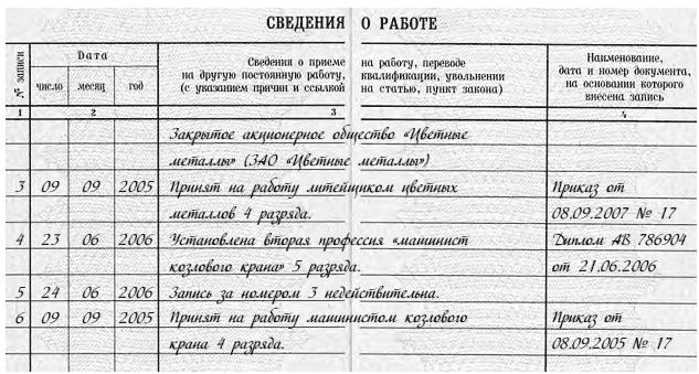 инструкция по делопроизводству в военном суде - фото 3
